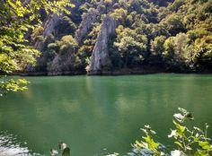 Canyon Matka Republic Of Macedonia