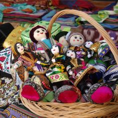Bukhara, walktours, shopping, souvenirs, handmade, dolls