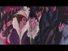 Ernst Ludwig Kirchner, Street, Berlin – Smarthistory