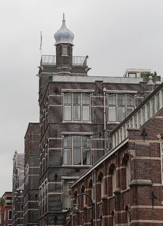 Delft Netherlands, the Royal Delftware factory. Delft is in the region of South Netherlands, between Rotterdam and the Hague. Home of the Technological University, Delft pottery and the painter Johannes Vermeer.