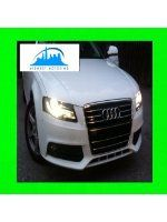 2009-2012 AUDI A4 A5 CHROME TRIM FOR GRILL GRILLE 2010 2011 09 10 11 12