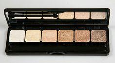 Elf prism eyeshadow palette in naked.