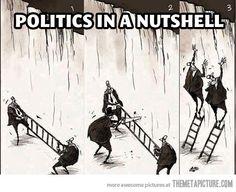 Funny, but true...