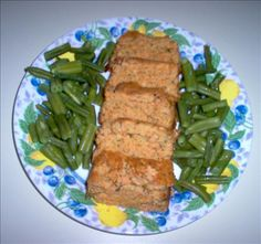 Salmon Loaf. Photo by Dorel