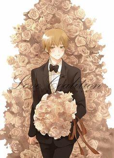 Very nice groom anime/manga picture hope y'all like it