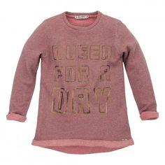 Sweatshirt ´Queen for a Day´ hummer