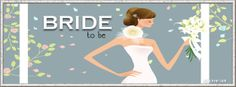 Bride to Be Facebook Cover
