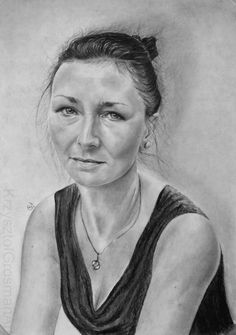 Portrait of Monika