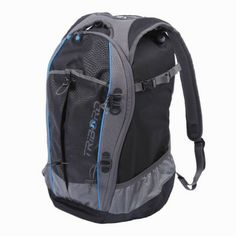 Tribord 35 L diving backpack with waterproof inner pouch