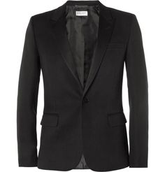 The black Jacket/ coat