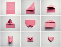 How To Make A Origami Valitime