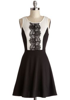 Company Cocktails Dress, #ModCloth
