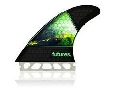 Future Fins Jordy Smith Honeycomb Surfboard Fins - DriftingThru.com