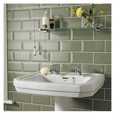 Bathroom wall tiles at Topps Tiles. Metro Tiles Bathroom, Kitchen Wall Tiles, Ceramic Wall Tiles, Wall And Floor Tiles, Bathroom Wall, Bathroom Ideas, Downstairs Bathroom, Bathroom Purple, Brick Bathroom