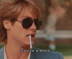 James Spader - this about sums up my assessment.