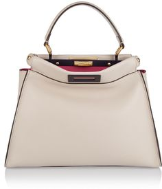 Fendi Peekaboo Medium Leather Tote | #Chic Only #Glamour Always