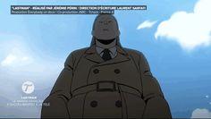 :: CATSUKA :: News - Extraits de la série TV Lastman dans Le Tube (sur Canal+)