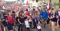 TV5MONDE : Les Acadiens, cette « nation du cœur »