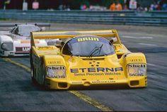 Walter Brun / Jésus Pareja - Porsche 962C - Brun MotorSport - 200 Meilen von Nürnberg, Sportwagen Weltmeisterschaft - Norisring 200 Miles - 1987 FIA World Sports-Prototype Championship, round 6