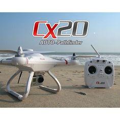 Cheerson CX-20 Open-source Version Auto-Pathfinder Quadcopter RTF