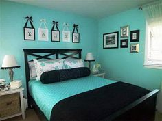 50 Turquoise Room Decorations Ideas and Inspirations | My Bedroom ...