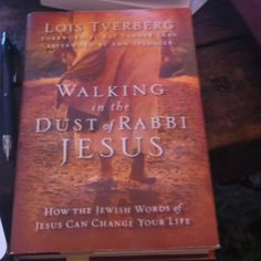 Walking in the Dust of Rabbi Jesus by Lois Tverberg // Great book with a wondrous look at the cultural background to Scripture.