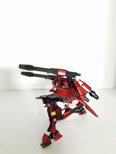Gundam Flauros, Telescope, Nerf, Guns, Weapons Guns, Revolvers, Weapons, Rifles, Firearms