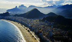 Copacabana, Río de Janeiro Brasil - Mauricio Vega Larrea