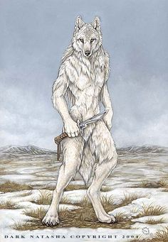 Tundra Phantom by ~darknatasha on deviantART