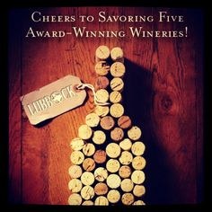 Did you know Lubbock is home to 5 award-winning wineries?