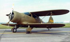 Beech UC-43, the military version of the Model 17.