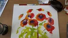 Loose Beginners Watercolours ' A Fun One' with Andrew Geeson