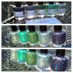 Nerd Lacquer!! I really want these :)