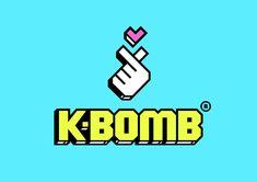 K-Bomb Identity — Shanti Sparrow Logo Branding, Identity, Letters, Lab, Behance, Lettering, Personal Identity, Fonts, Letter