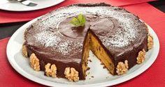 Receta de Bizcocho de zanahoria con chocolate o Chocolate carrot cake