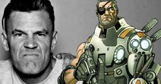 Josh Brolin Shows Off New Cable Look for Deadpool 2 -- Josh Brolin shares a new photo with him and his son, which reveals his new hairstyle to play Cable in Deadpool 2, with filming starting this mont. -- http://movieweb.com/deadpool-2-photo-josh-brolin-cable-haircut/