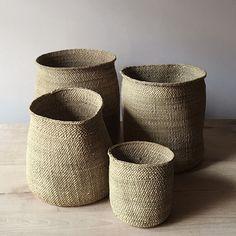 natural iringa baskets from homestories.com
