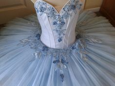 Bluebird tutu by Margaret Shore