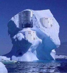Ice way to live ...
