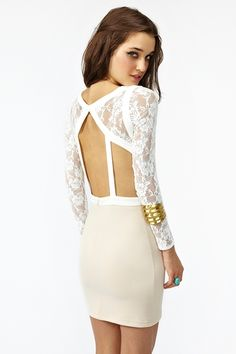 One Way Window Dress. $148.00. http://www.nastygal.com/clothes-dresses/one-way-window-dress.