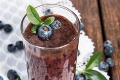 Dr. Oz Good Morning Sunshine Shake 8oz milk (or almond milk, etc) 1/4 cup blueberries 1 1/2 tbsp cashew butter 1 banana 1/2 peach 1tbsp milled chia seeds 1 tbsp acacia powder (optional) Puree and enjoy!