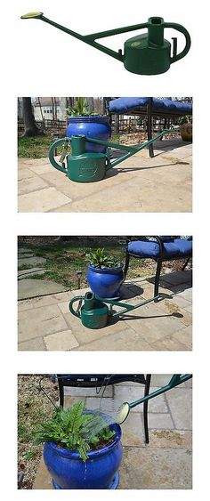Watering Cans 20547: Bosmere V115 Haws Plastic Outdoor Long Reach Watering Can 1.3-Gallon 5-Liter ... -> BUY IT NOW ONLY: $35.77 on eBay!
