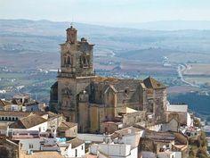#Arcos, #Cadiz, Costa de la Luz, #elpez