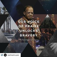 Amen... there is power in praise! :) #presence #God #HolySpirit #alive #declare #power #instalike #instagood #believe #trust #wow  #Repost @bethelmusic with @repostapp  The first night of Heaven Come Conference was a powerful night of worship with special guests @karijobe & @codycarnes and keynote speaker Bishop Joseph Garlington. We were reminded that we step into breakthrough when we find our voice. Our voice of praise unlocks our bravery-- the more we sing the more God opens us up to this…