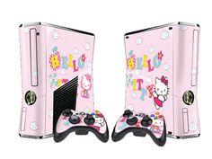 Someday I will have a Hello Kitty Xbox 360.