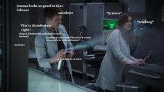 I don't really ship FitzSimmons (they're adorable together, but I prefer them as friends), but this is so cute...