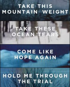 Hillsong UNITED ~ Even When It Hurts (praise song)