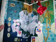 Altered Book Nora