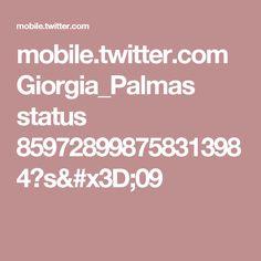 mobile.twitter.com Giorgia_Palmas status 859728998758313984?s=09