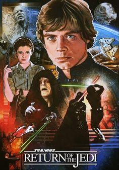 Return of the Jedi - Mark Raats